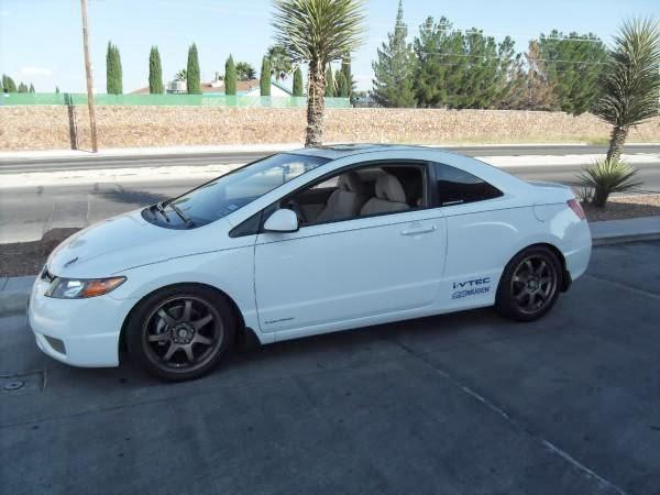 Gambar Mobil Honda Civic  Rway Collection