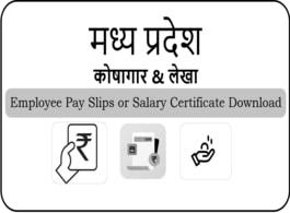 IFMS MP Login ट्रेजरी वेतन पर्ची (Salary/Pay Slip) डाउनलोड 2021
