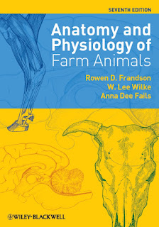 Anatomy and Physiology of Farm Animals 7th edition