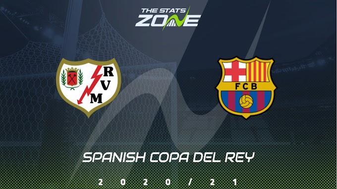 مشاهدة مباراة رايو فاليكانو و برشلونة بث مباشر