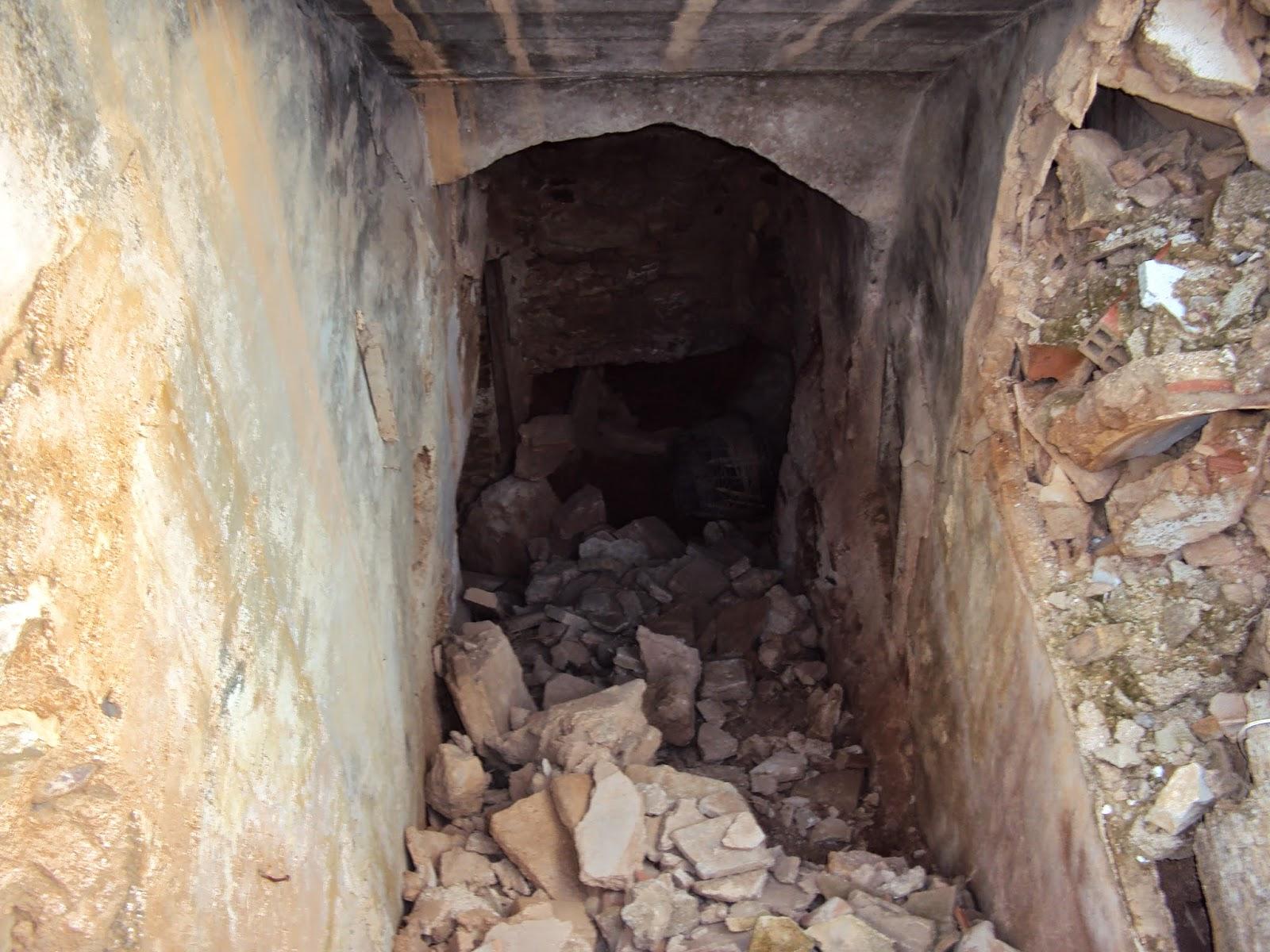 Belchite: Un pueblo fantasma