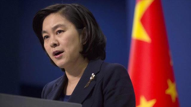 China alerta que no aceptará ninguna invasión de EEUU a Venezuela