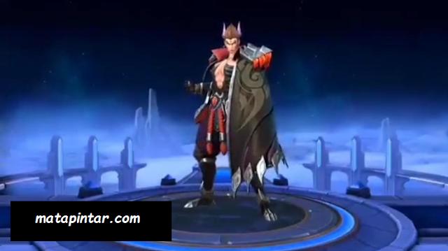 Hero Chong Black Dragon