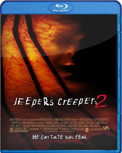Jeepers Creepers 2 [BD25] [2003] [Latino]