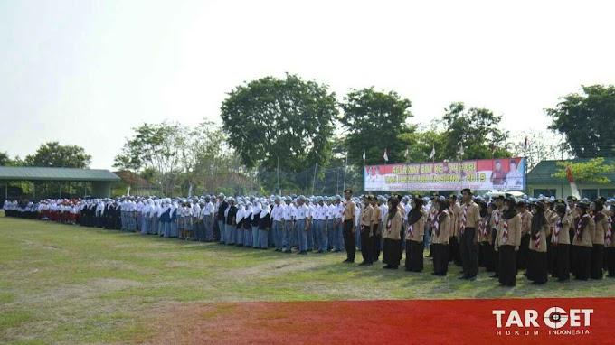 Upacara Hari Guru Nasional, Bupati Haryanto Sebutkan Kunci Keberhasilan Dalam Pendidikan