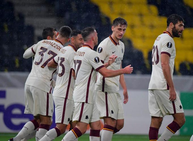 Ajax-Roma 1-2: vittoria in rimonta per i giallorossi