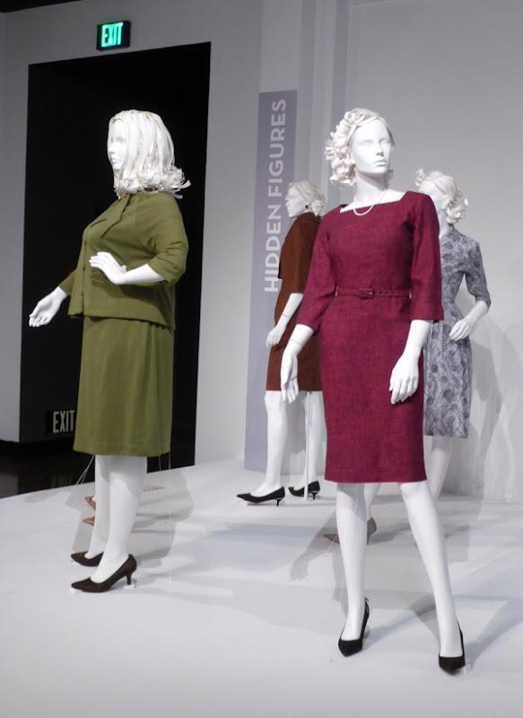Hidden Figures movie costumes
