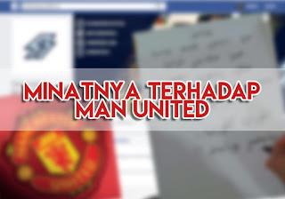 Peminat Man United yang unik