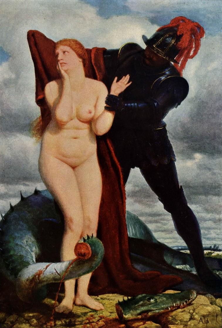 Arnold   ocklin  Tutt Art