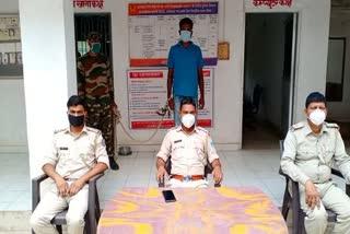 rapist-arrest-jamshedpur