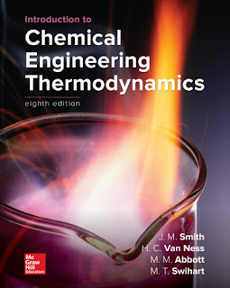 Introduction to Chemical Engineering Thermodynamics. Smith Van Ness.