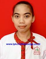 WA/TLP: +62818433730 LPK Cinta Keluarga DI Yogyakarta Jogjakarta penyedia penyalur nanny ariyanti baby sitter nganjuk jawa timur resmi bergaransi