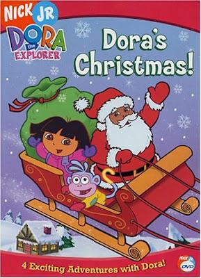 Dora's Christmas 2018 DVD R1 NTSC Latino