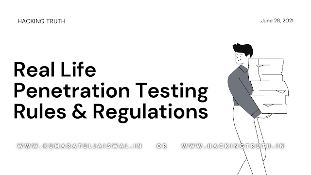 The Hidden Agenda Of Companies Penetration Testing Rule