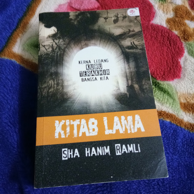 Kitab Lama Karya Sha Hanim Ramli