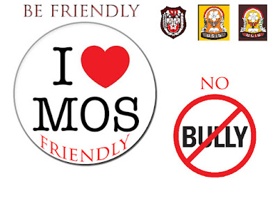 no bully tapi disiplin MOS