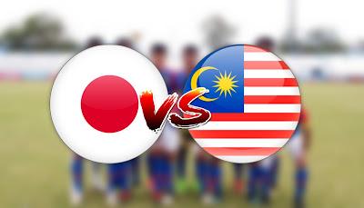 Live Streaming Japan vs Malaysia Kelayakan AFC B-16 22.9.2019