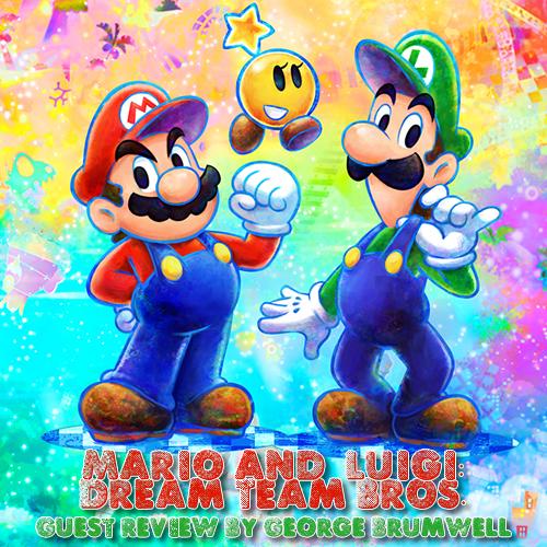 Alt Mag Mario Luigi Dream Team Bros Game Review By
