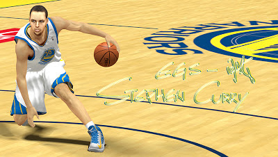 NBA 2K13 Stephen Curry - Golden State Warriors Player Update