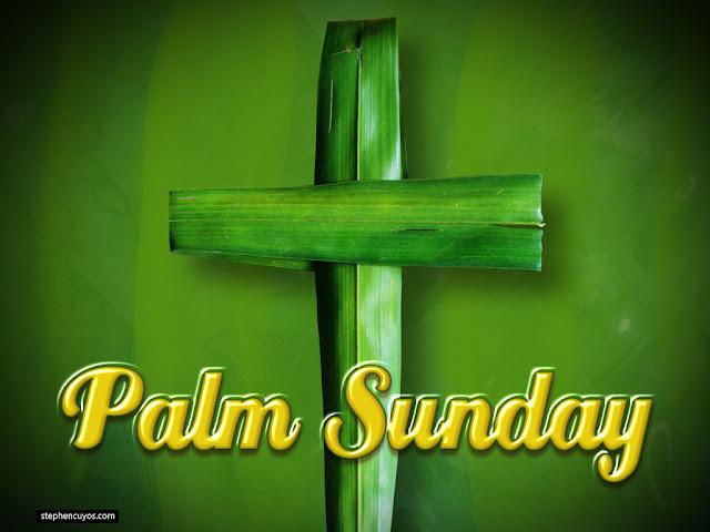 Palm Sunday Images 2017