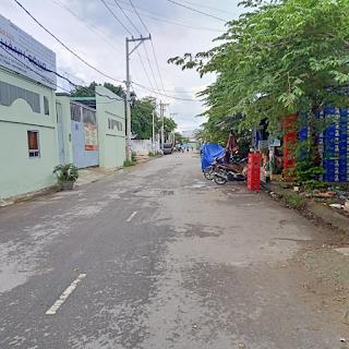 đường trước nhà hẻm 951 hương lộ 2 phường bình trị đông a