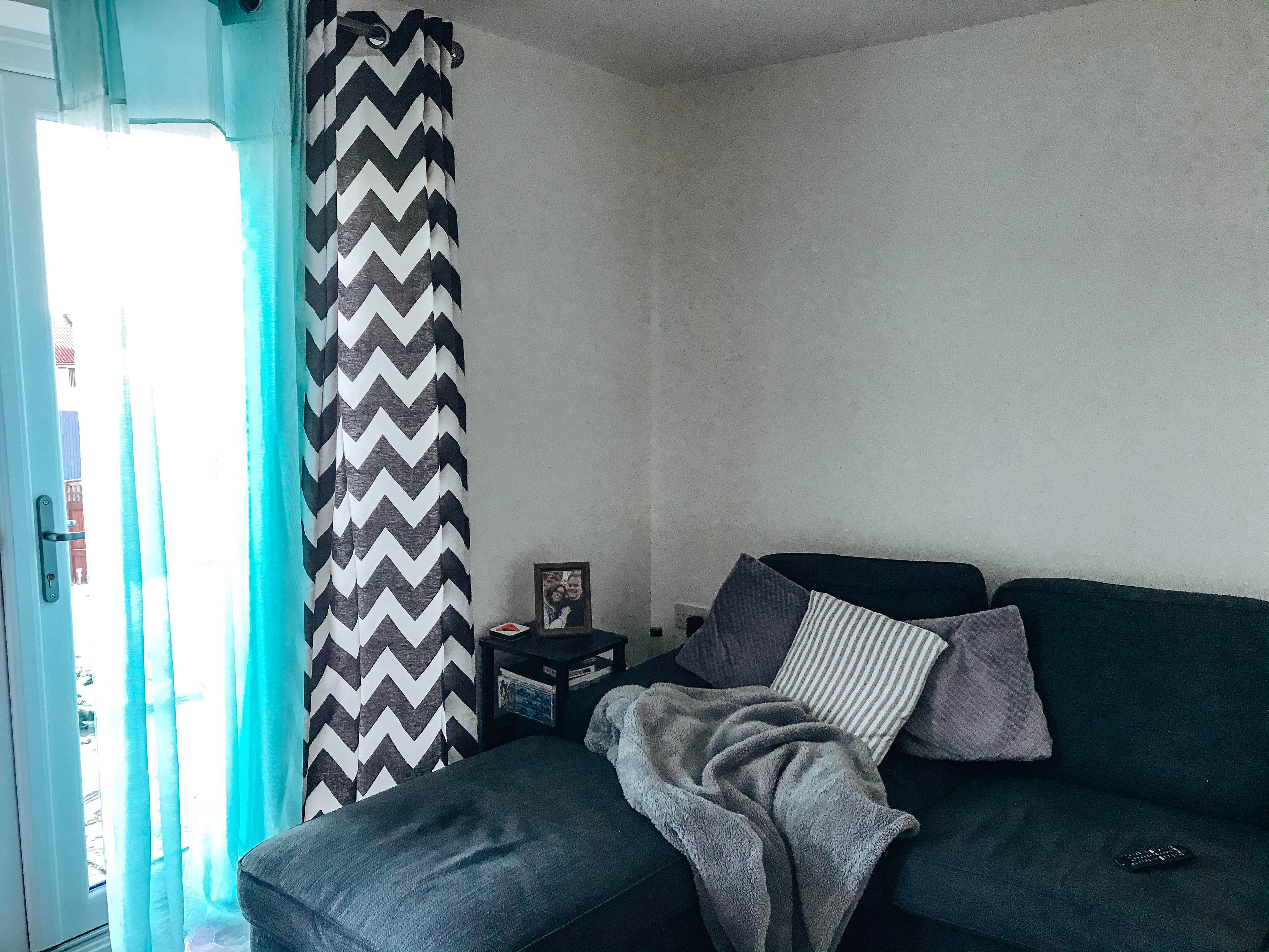 New Build Living Room