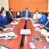 Comisión Especial del Senado socializa con ministro de Industria, Comercio y Mipymes