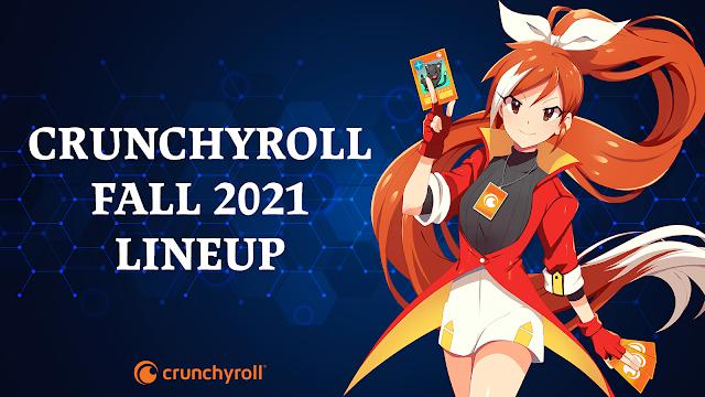 ¡Los animes para la próxima temporada en Crunchyroll!