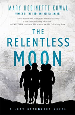 The Relentless Moon cover