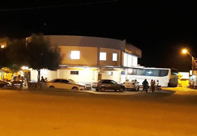 Viajante de Fortaleza Para São Luís passa mal na estação rodoviária de Chapadinha – MA.