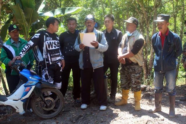 PN Palopo Eksekusi Kebun Cengkeh di Sendana