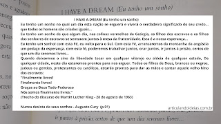 Discursos de luther king