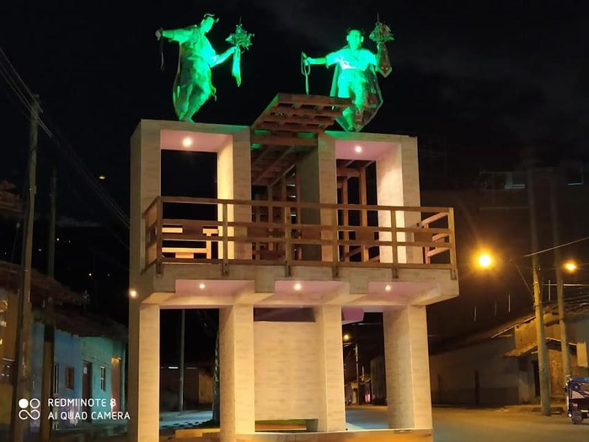 Mirador de los diablos de Cajabamba - Fotos
