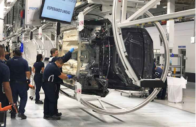 BMW isn't changing Mexico creation designs as outskirt levy looms