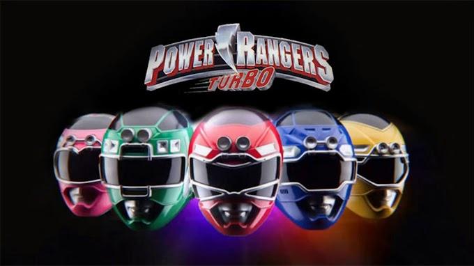 CONSERTANDO POWER RANGERS TURBO