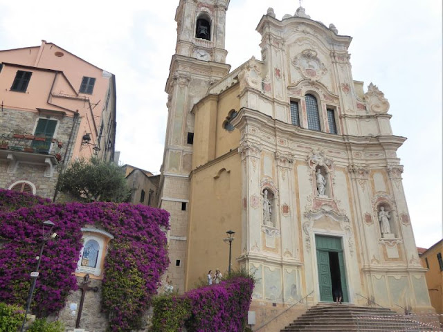 Chiesa San Giovanni Battista Cervo