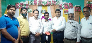 #JaunpurLive : कायस्थ महासभा के पदाधिकारियों ने दिया सहयोग