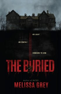 The Buried by Melissa Grey