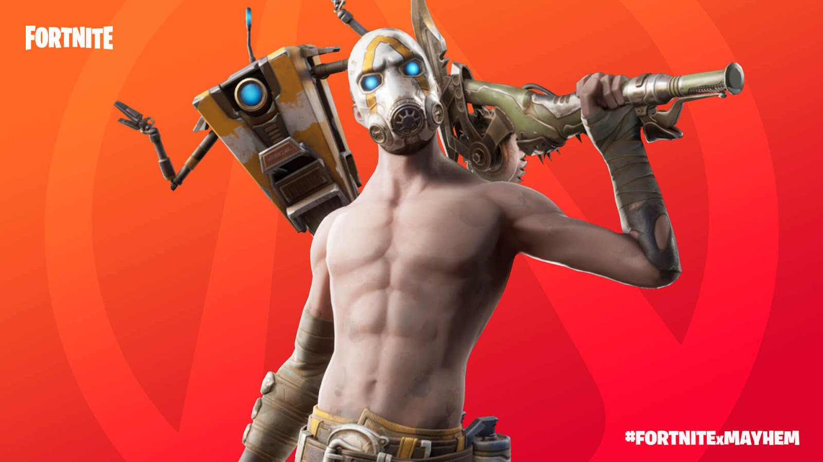 Fortnite V10.20 Patch Notes Update: Borderlands Crossover, Claptrap, Psycho And Pandora Rift Zones