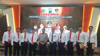 Ungkap Sabu 5 Kg  Wakpolda Jatim, Brigjen Djamaludin Berikan Penghargaan kepada Satreskoba Polres Lumajang.