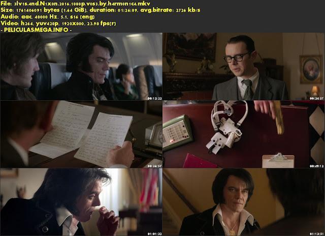 Descargar Elvis & Nixon Subtitulado por MEGA.