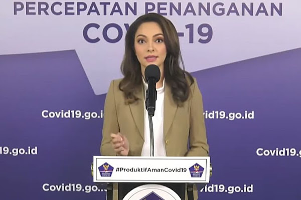 Doktet Reisa Broto Asmoro Jadi Jubir Penanganan Covid 19