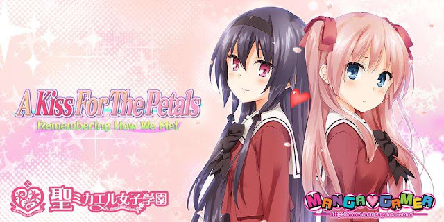 Download Game PC A Kiss For The Petals: The New Generation!