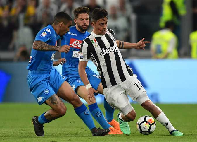 موعد مباراة نابولي ويوفنتوس في الدوري الايطالي