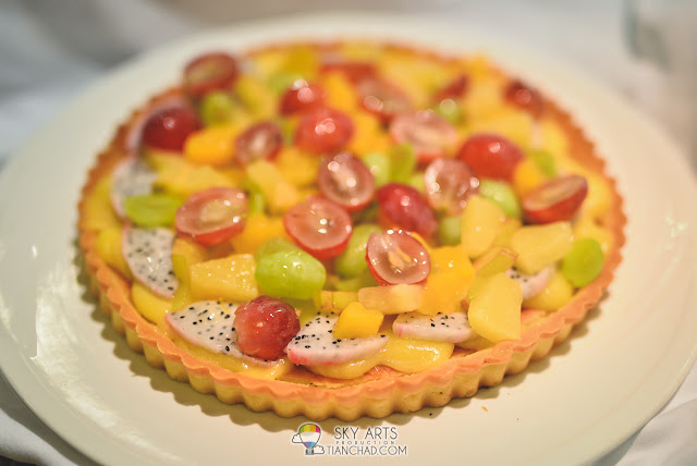Fruit Pie @ Mutiara Restaurant, Club Med Cherating Beach