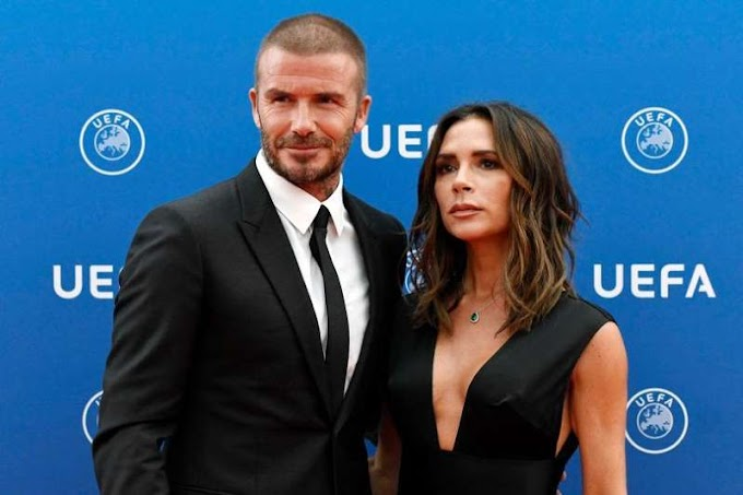 David and Victoria Beckham's £6million country estate targeted by thieves just weeks after break-in