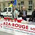 أزا أزكاغ ..أو الزاي الأحمر .. منظمة أمازيغية تنخرط بقوة في جهود مكافحة فيروس كورونا - صور