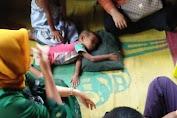 Tiga Kakak Beradik Miskin Kelaparan dan Terpaksa Makan Sabun
