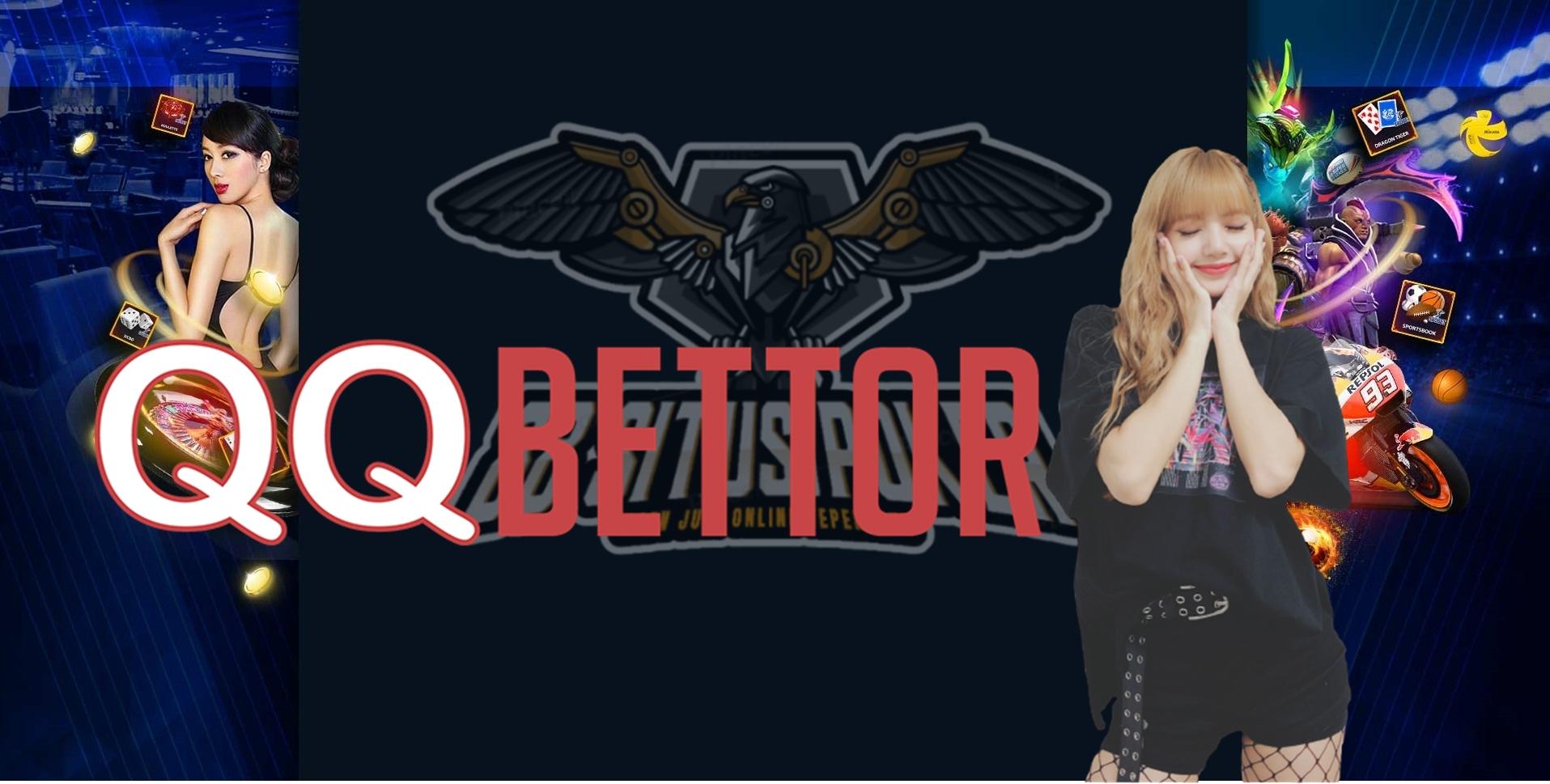Percayakan taruhan Anda bersama kami di QQbettor.