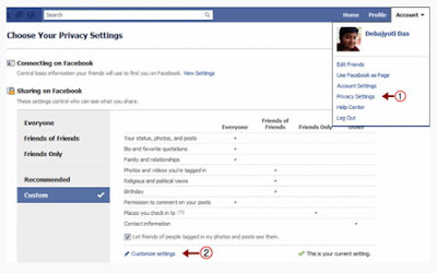 How Do I Lookup Facebook by Phone Number? How to Hide Contact